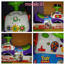 Carros Montables Para Bebés Toy Story Activity