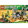 Lego Ninjago 9450 Epicio Dragon De 4 Cabezas.