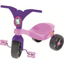 Triciclo Para Niñas Pop Girl Regalo Fiesta Princess
