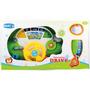 Volante Manubrio Interactivo Con Luz Y Sonido Toys Universe