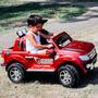 Carro A Bateria Para 2 Ford Ranger Con Pantalla Tactil