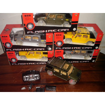 Carros A Control Remoto Hummer 18 Cm De Largo X 11cm De Alto