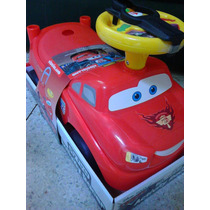 Carrito Montable Cars. Marca Kiddieland.
