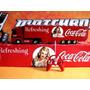 Mc Mad Car Coca Cola Camion 1/24 Luz Control Remoto Navidad