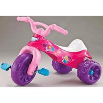 Triciclo Ultra Resistente Fisher Price De Barbie