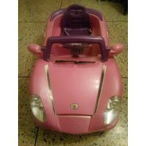 Carro Eléctrico Para Niñas