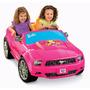 Carro Barbie Fisher Price A Batería En Su Caja Nuevo
