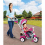 Triciclo Little Tikes, Perfect Fit 4 In 1 Trike Pink