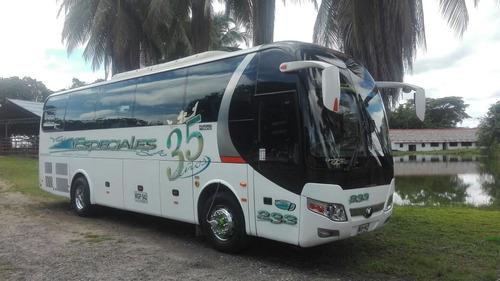 vehículos para expresos viajes paseos eventos