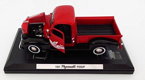 vehículos terrestres,motor city classics 1941 plymouth c..