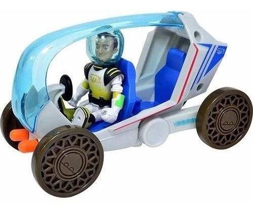 veiculo carro miles do amanhã 18 cm scout rover sunny