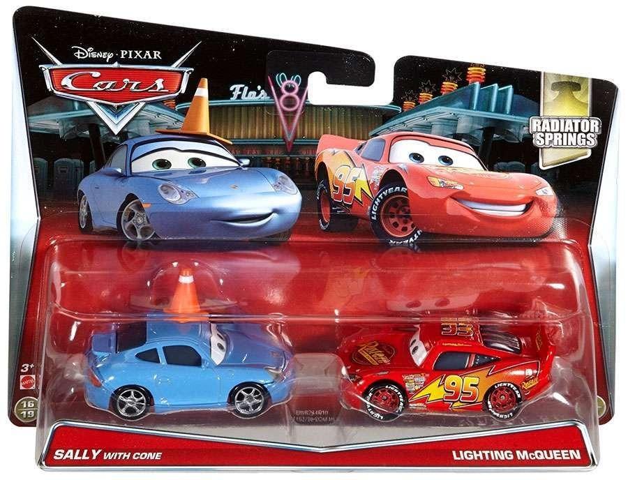 Disney Pixar Cars  Diecast  Pack