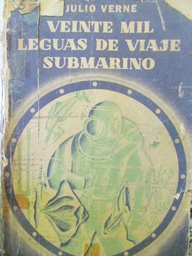 veinte mil leguas de viaje submarino por julio verne sopena
