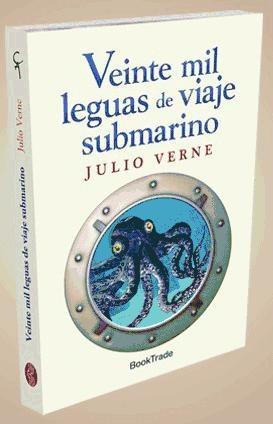veinte mil leguas de viaje submarino(libro cl¿sicos)