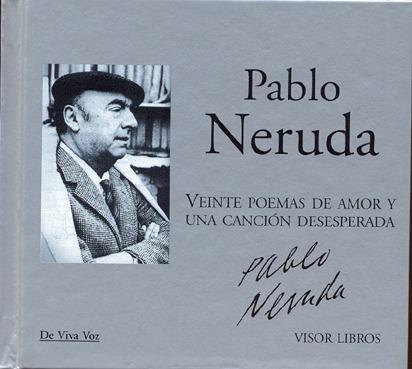 veinte poemas de amor + cd (dvv) p.   neruda