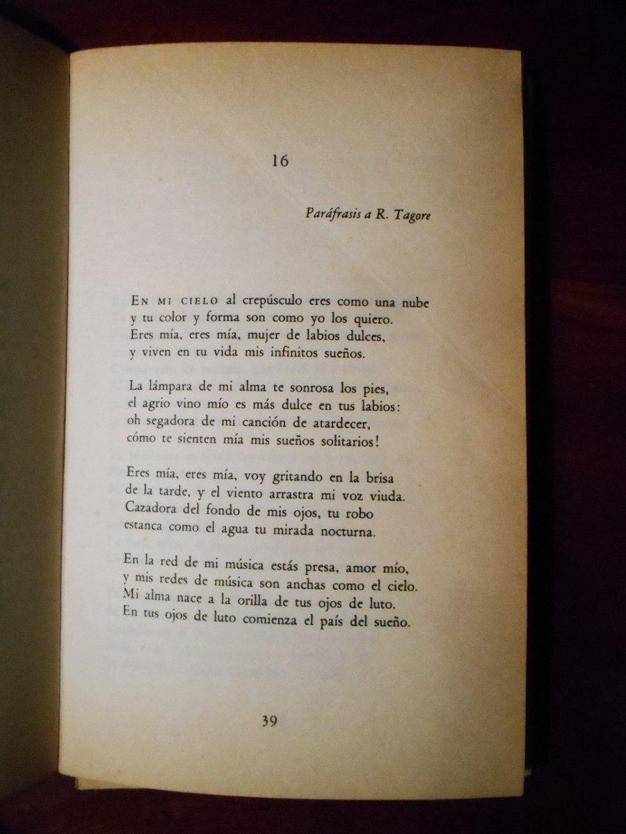 Veinte Poemas De Amor Y Una Cancion Desesperada Pablo Neruda 30000