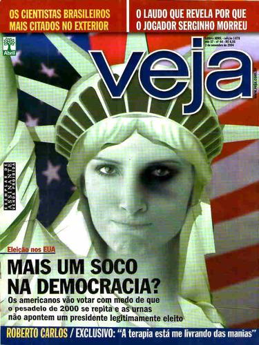 veja 1878 * 03/11/04 * roberto carlos