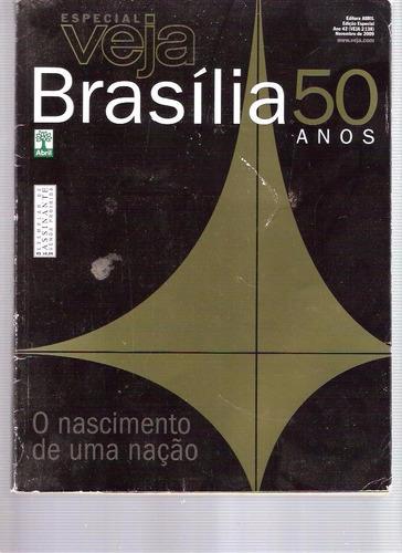 veja 2138 - especial - brasília 50 anos - 2009 - ed. abril