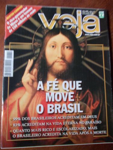 veja - a fé que move o brasil/ alex botsaris/ newton cardoso