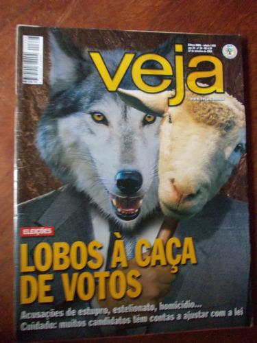 veja - lobos à caça de votos/ carlos augusto montenegro