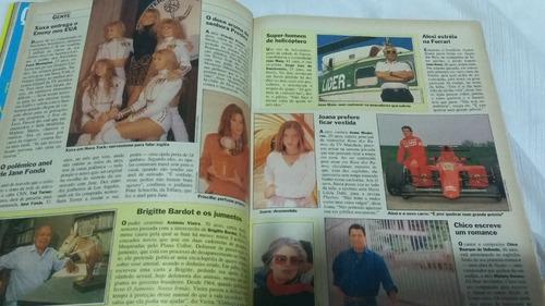 veja nº 47 margaret thatcher xuxa milli vanilli  27 nov 1990