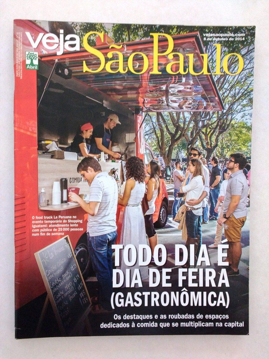 5c4f4e39c6a26 Veja Sp  Feira Gastronômica  peça Caros Ouvintes   Segurança - R  11 ...