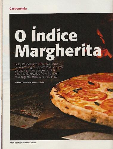 veja sp vejinha - pizza mais cara do mundo- viaduto do chá
