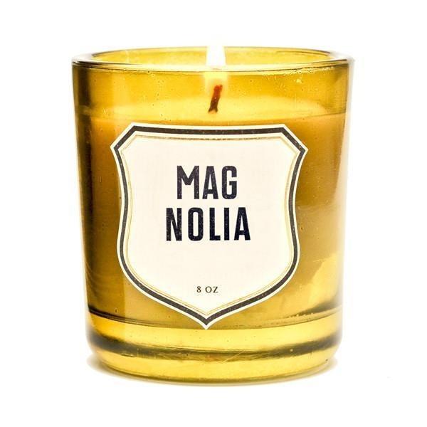 Vela Aromática 100% Vegetal Candle Izola Magnolia