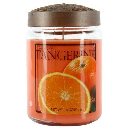 vela candle lite 18 onzas aroma a mandarina naranja
