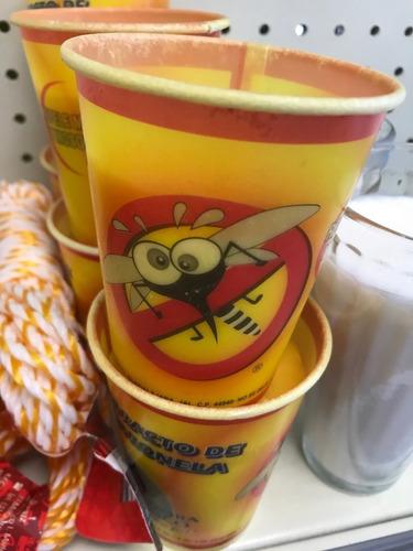 vela de citronela para los moscos!! recomendada