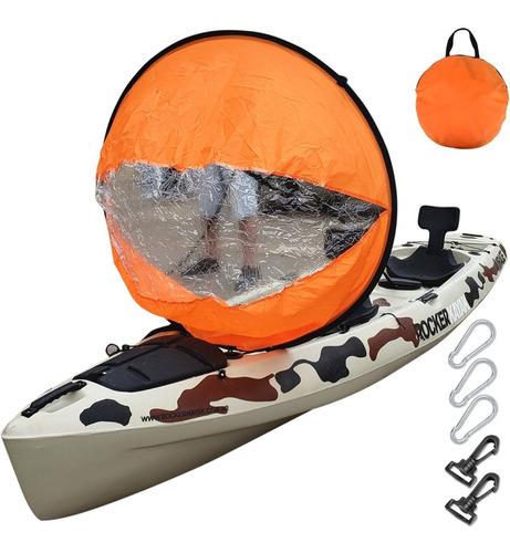 vela kayak sail 118 cm bolso canoa kayak tabla sup inflable
