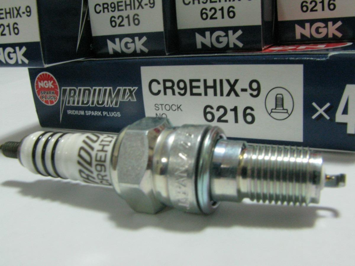 Vela NGK CR9EHIX-9
