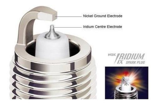 vela ngk iridium cr7hix ybr factor xtz 125 alta performace