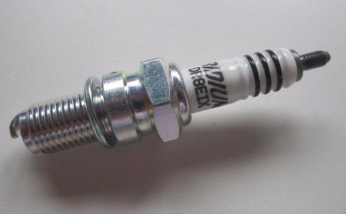 vela ngk iridium dr8eix yamaha yfm 350 (quadriciclo)
