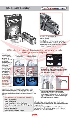 vela ngk iridium ix cr8ehix-9 twister tornado 250 até 2008