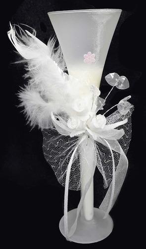 vela parafina enfeite festa grande 15 anos flor 24 unid