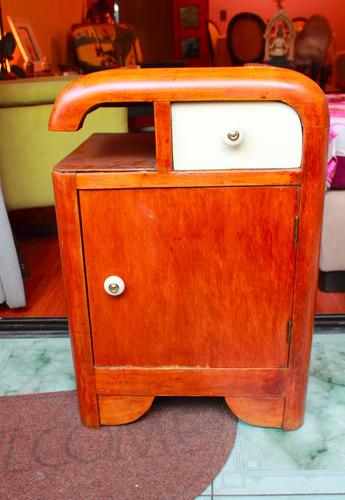 velador antiguo restaurado