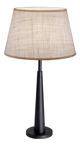 velador cuero marron para 1 lampara e27 diseño frank cromo