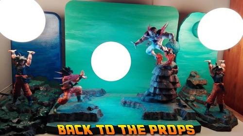 velador lampara dbz dragon ball z goku genkidama namekusei