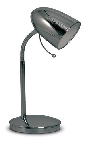 velador lampara de mesa escritorio focus platil rosca e27
