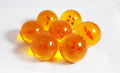 velador lampara dragon ball z esferas 4.5 cm diametro