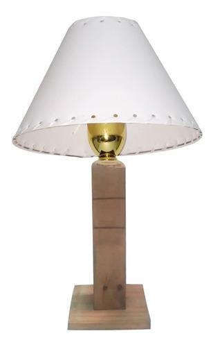 velador lámpara mesa veladores