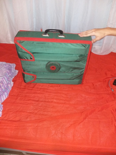 velador maleta para magos