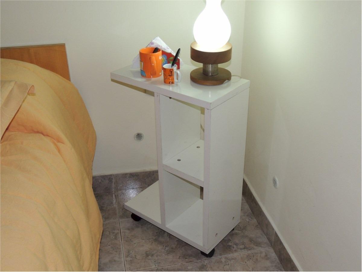 Velador mesa de noche luz mueble 60x40x30 s 159 00 en for Mueble 70 x 40