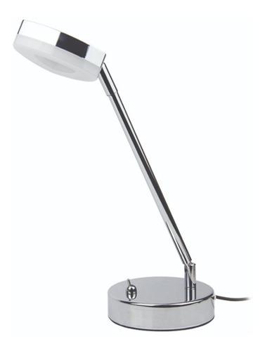 velador moderno escritorio deco trion platil led 6w calida