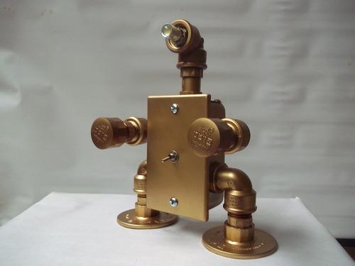 velador robot