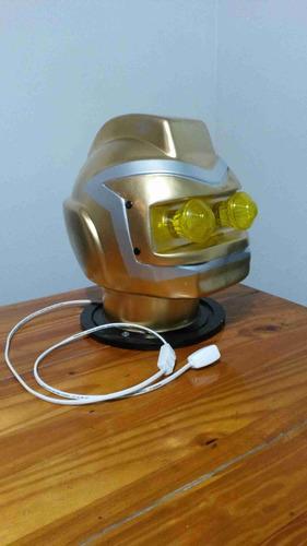 velador robot (cabeza)