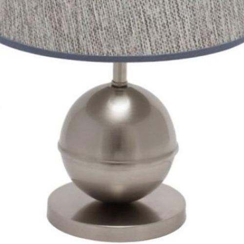 veladores modernos lampara mesa dormitorio led de regalo e27
