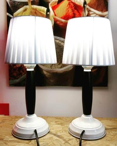 veladores para niñas modernos de mesa diseño  2 unidades