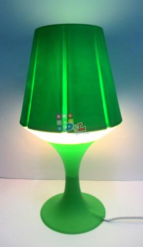 veladores plásticos color irrompibles 220v gran calidad mirá